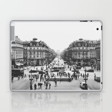 View of Paris Laptop & iPad Skin