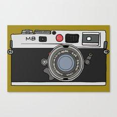 Camera, 2 Canvas Print
