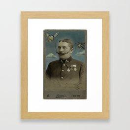 Duke Tweetington Framed Art Print