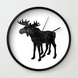 WORLD'S FASTEST MOOSE Wall Clock