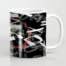 Heart in the alphabet soup Coffee Mug