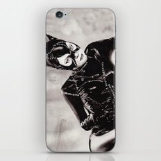 catwoman iPhone Skin