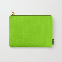 Alien Armpit - Bright Green Carry-All Pouch