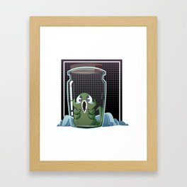 Envy. Framed Art Print