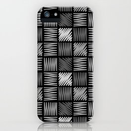 Draw simple 4 iPhone Case