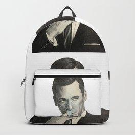 Don Draper's Blue Smoke Backpack