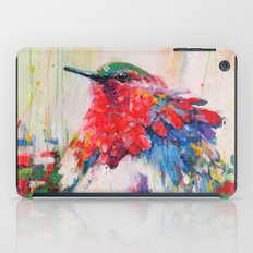 colorful bird- nature  iPad Case