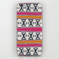 cleveland iPhone & iPod Skins featuring Cleveland 4 by Little Brave Heart Shop
