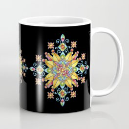 Alhambra Stained Glass Coffee Mug