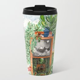 The Jungle Room Metal Travel Mug