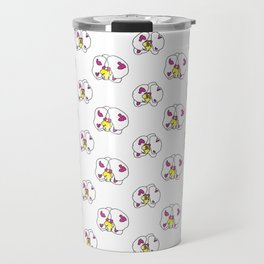 Spotted orchid Travel Mug