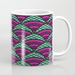 Afro Ankara Wax Print 14 Coffee Mug