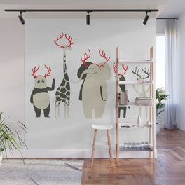 Happy to be Canadian! Wall Mural