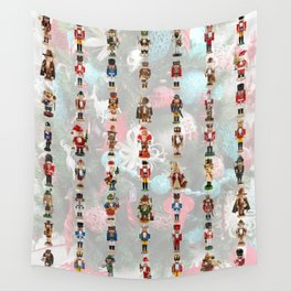 Nutcracker Wall Tapestry