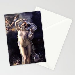 Mademoiselle Lange as Venus by Girodet-Trioson Stationery Cards