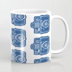 I Still Shoot Film Holga Logo - Blue Mug