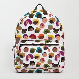 Melanin versatility - the boys and girls Backpack