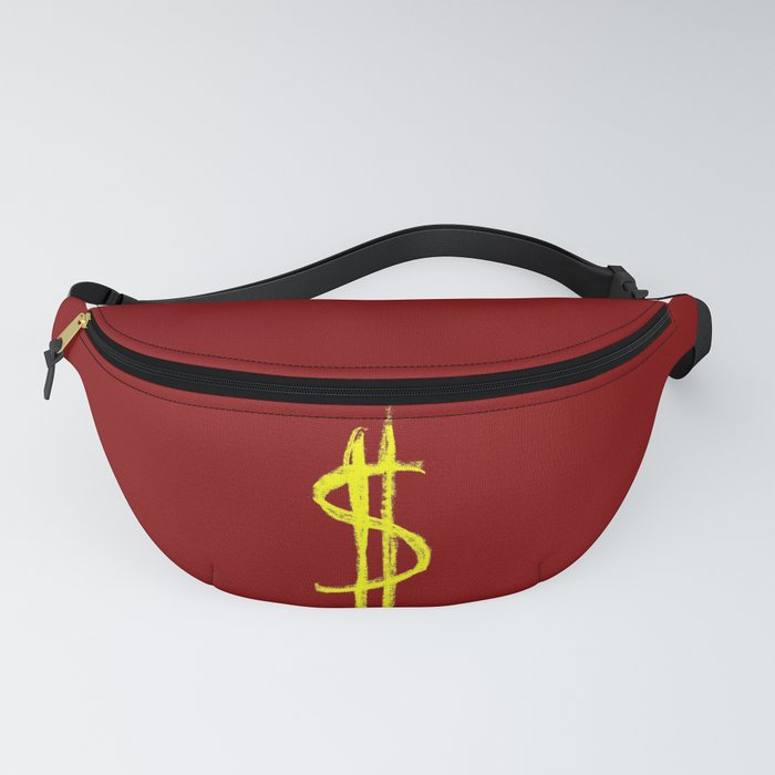 Symbol_of_dollar_1_Fanny_Pack_by_oldking__One_Size__fits_23_to_52_around_