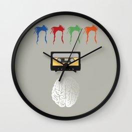 eternal sunshine of the spotless mind Wall Clock