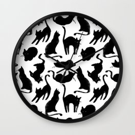 Le Chat - Cats Wall Clock