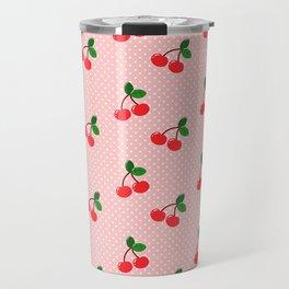 Cherry Bon Bon Travel Mug