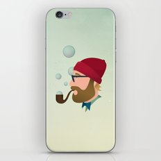 Soap bubble Hipster iPhone & iPod Skin