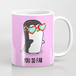 Fabulous Penguin Coffee Mug