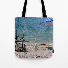 Checking Things Out Tote Bag