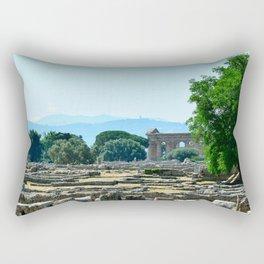 Paestum Rectangular Pillow