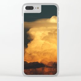 Building Layers Clear iPhone Case