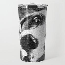 Thirsty dog Travel Mug