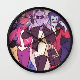 Looking Like This Wall Clock