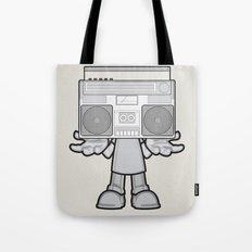 Radio Head Tote Bag