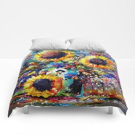 Sunshine and Splendour Comforters