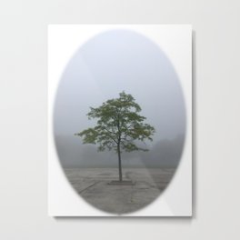 City Tree Metal Print