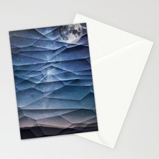 SPACE 'N MOON Stationery Cards