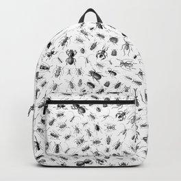 Beetlemania II B&W Backpack