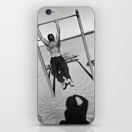 Coney Island Beach iPhone Skin