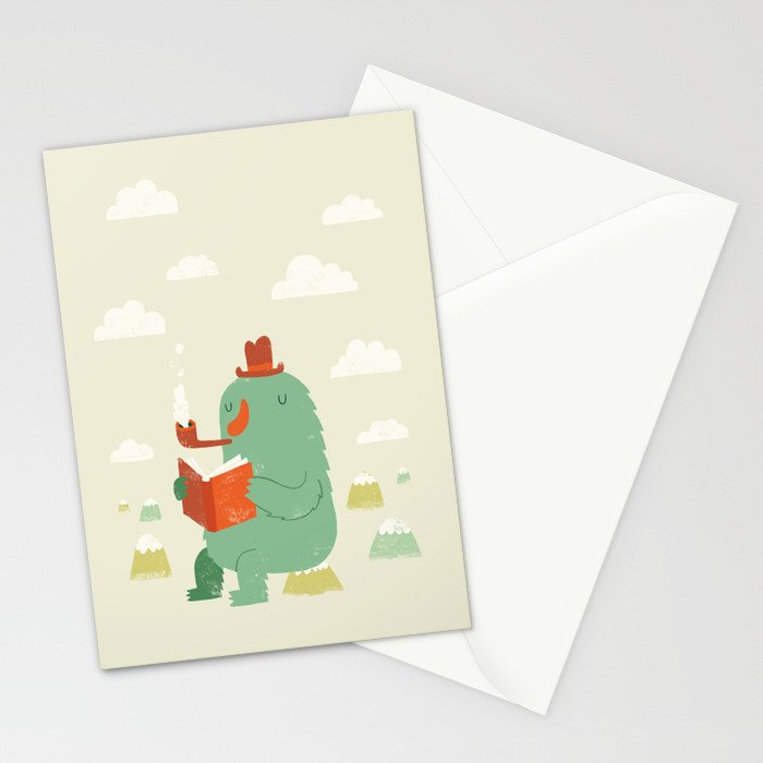 The Cloud Creator Stationery Cards