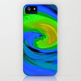 """""""Monet's Universe #2"""" iPhone Case"""