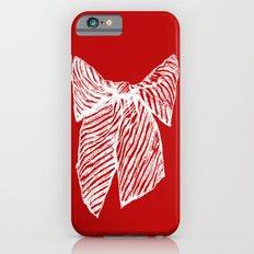 White bow iPhone 6s Slim Case