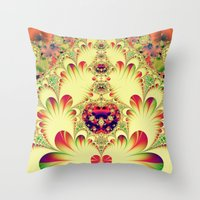 india Throw Pillows featuring India by Shalisa Photography