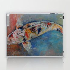Japanese Koi Laptop & iPad Skin