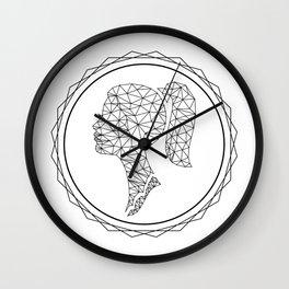 Hunky Punky - Galaxy Wall Clock