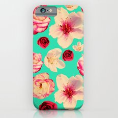 Sweet flower Blast! Slim Case iPhone 6s