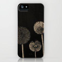 Woe Begone iPhone Case