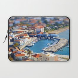 Miniature Port Laptop Sleeve
