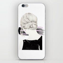 Blondie #2 iPhone Skin