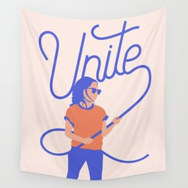Unite Wall Tapestry