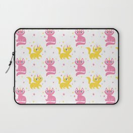 Magical Unicats! (Alternative Colorway) Laptop Sleeve